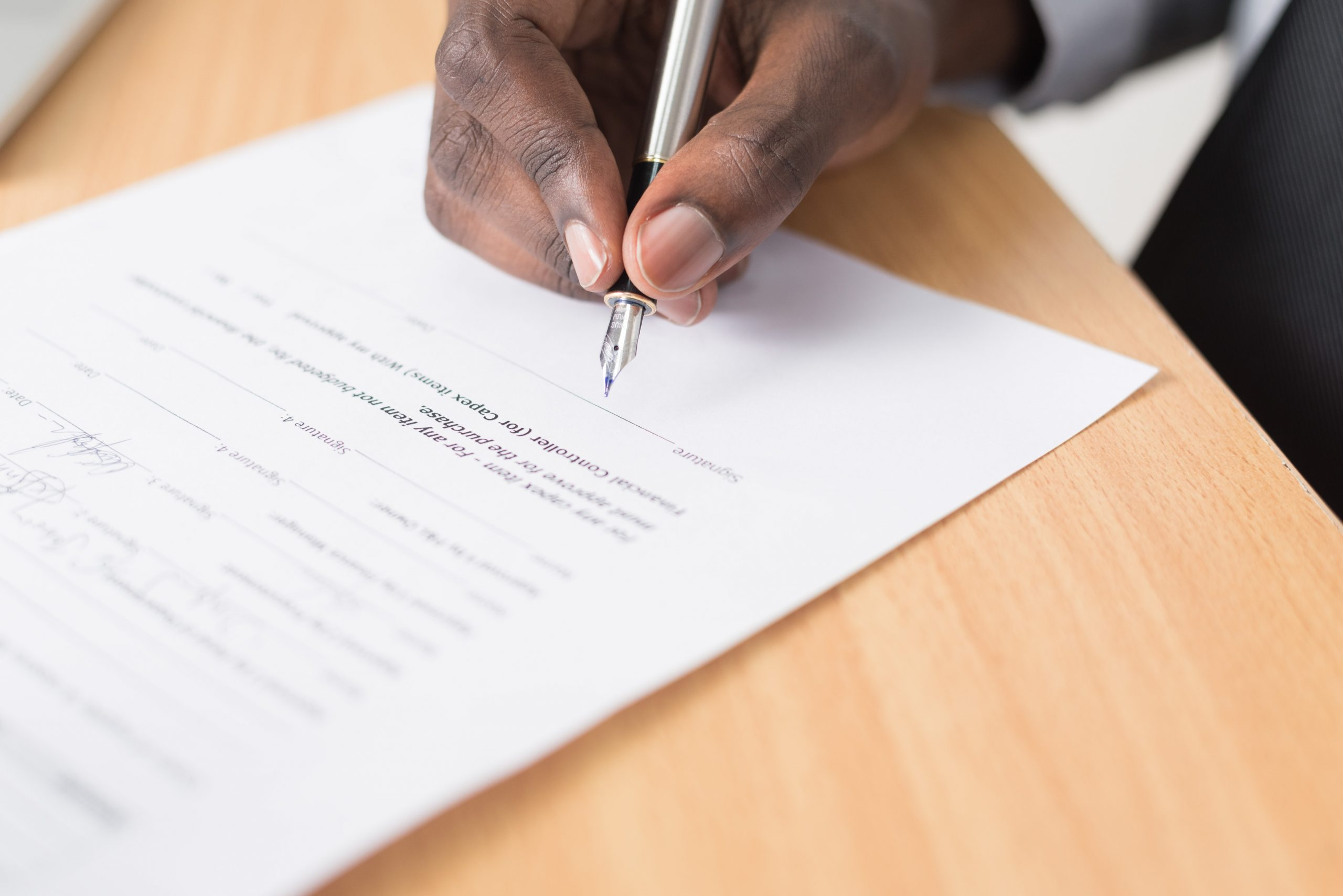 Requirements of a valid contract in South Africa