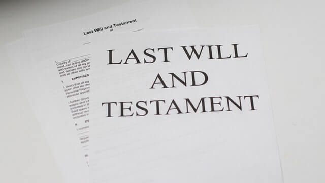 Estate Planning: Why you need a will if you own property