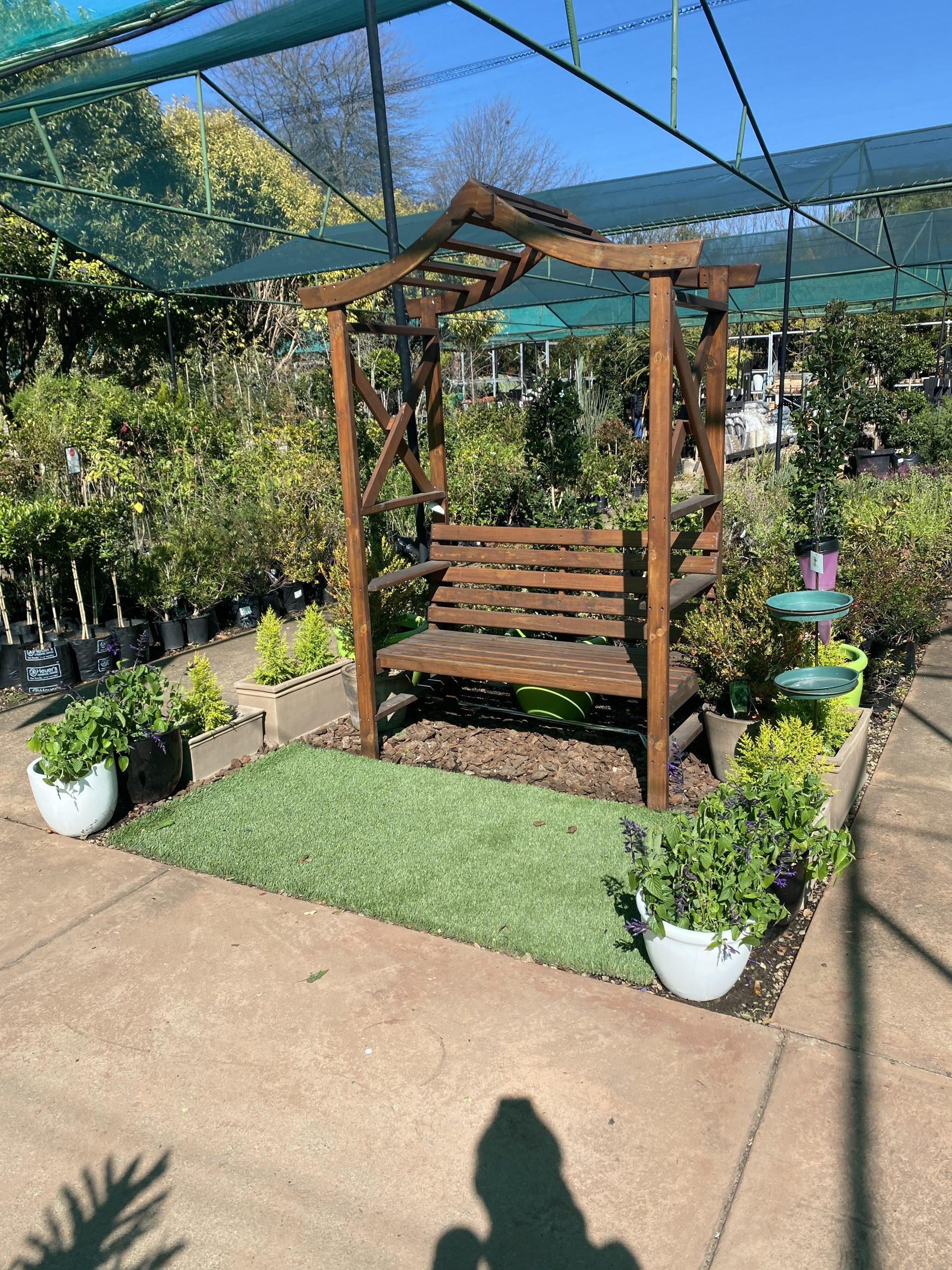 Garden Shop - Organic Workshop