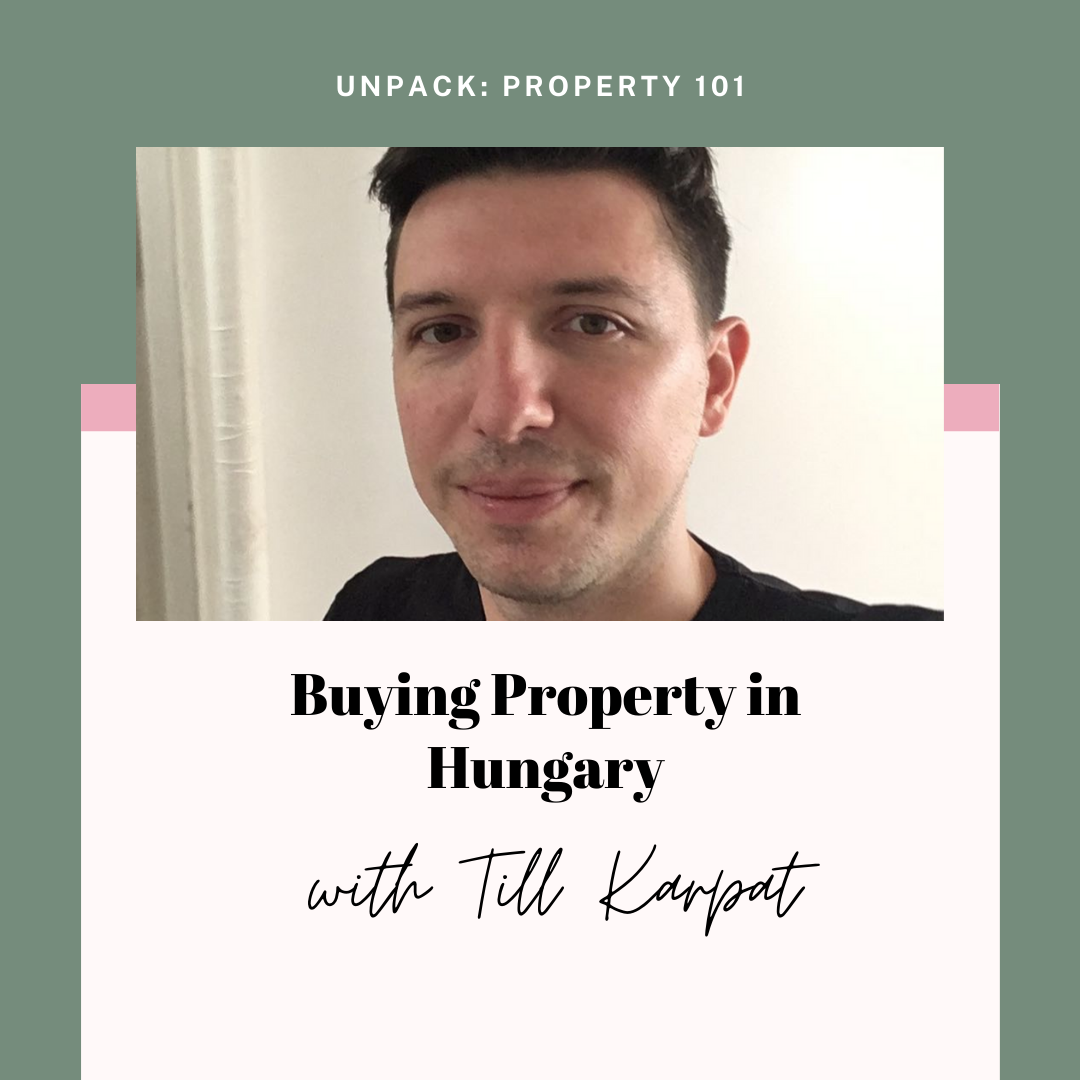 Till Karpat on Buying Property In Hungary